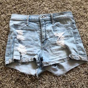 abercrombie kids Bottoms - 3/$20 - Abercrombie Kids distressed denim shorts